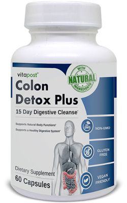 Colon Detox Plus Capsules
